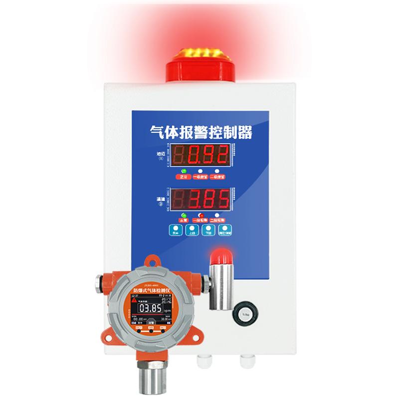 防爆式气体检测仪