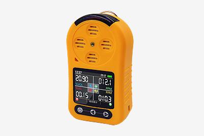 便携式多合一气体检测仪