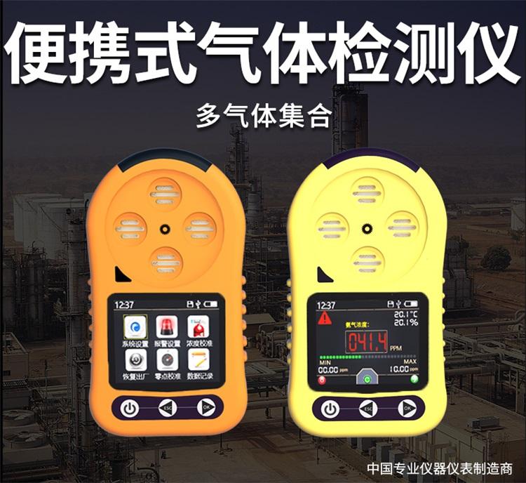 便携式气体监测仪器