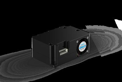 PM2.5/10激光颗粒物传感器模组